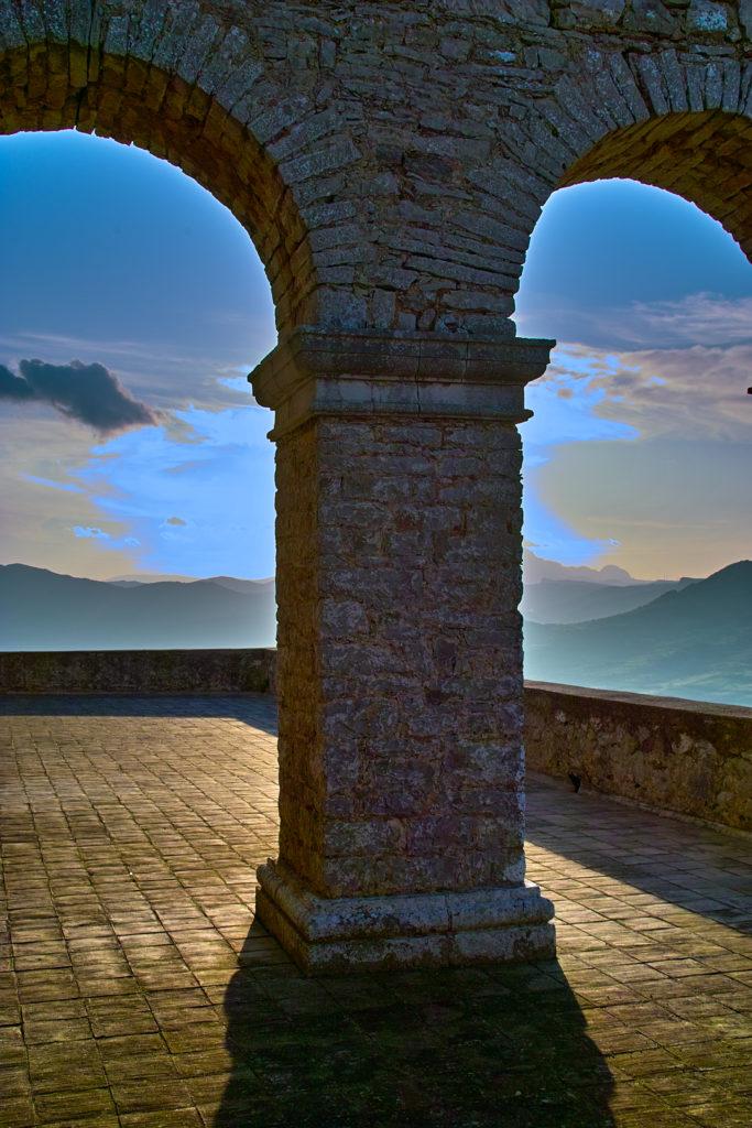 Excursion Caccamo castle