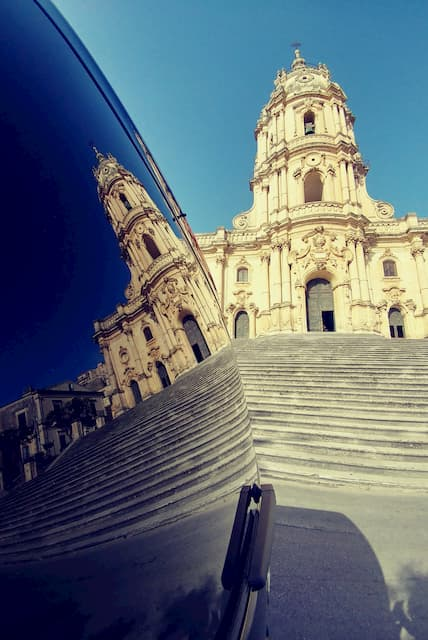 Excursion in Modica - San Giorgio Church