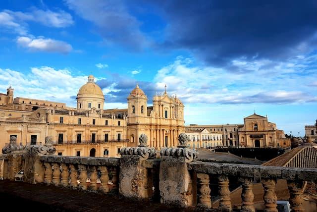 Barocco tour escursione Noto
